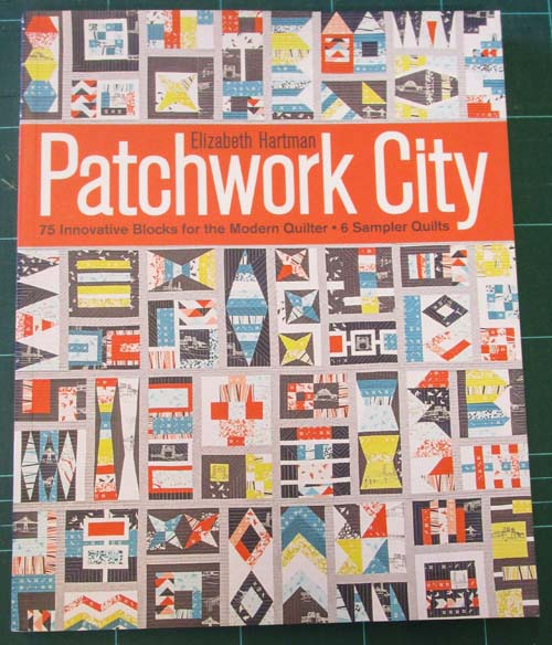 Patchwork City by Elizabeth Hartman